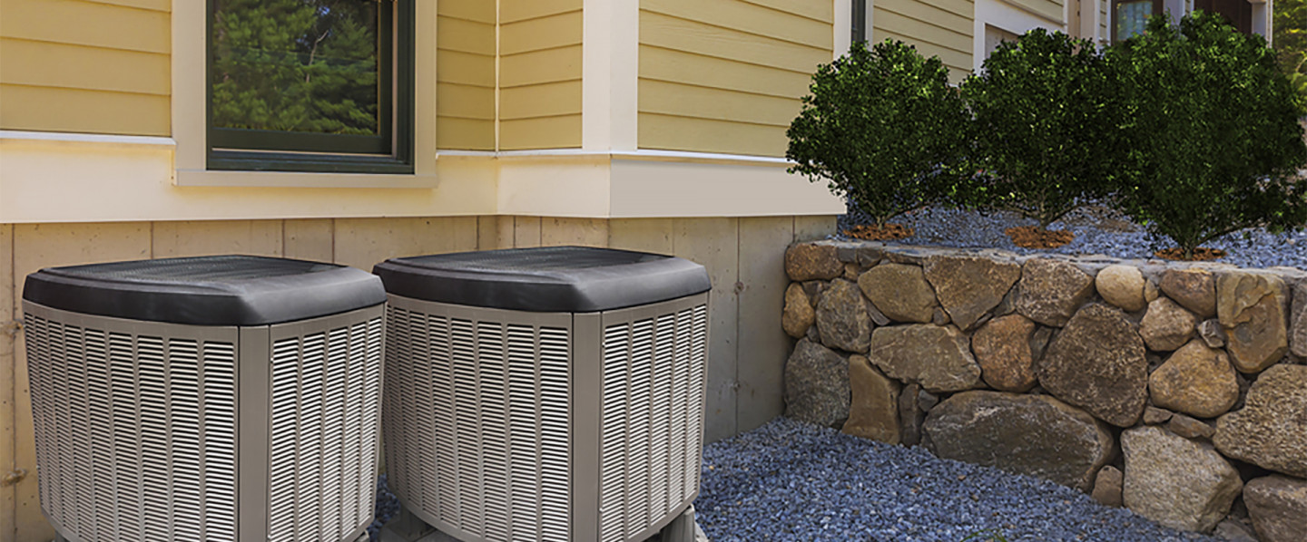 We complete Residential HVAC work.