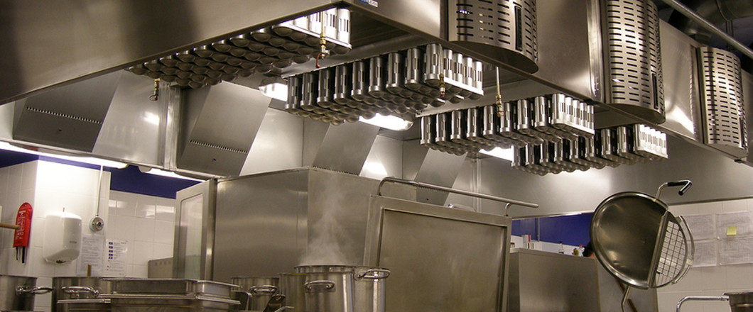 Commercial Kitchens!